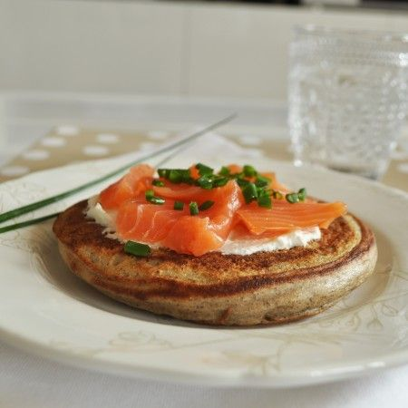 Blini sarrasin