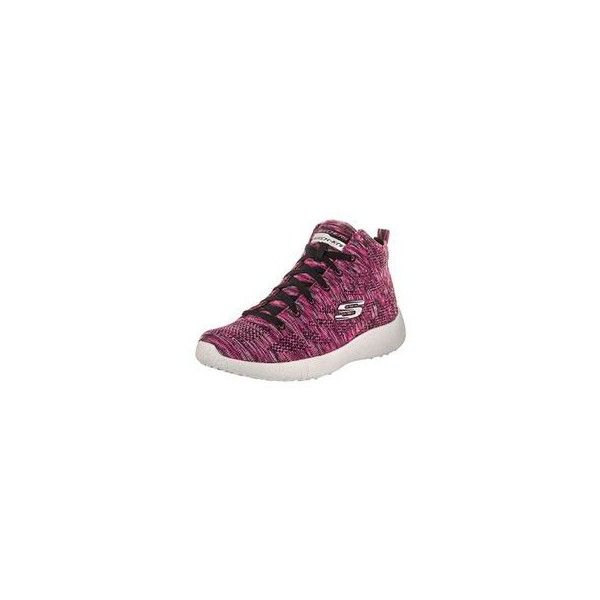 Skechers Sport Women's Burst Divergent Demi Boot Sneaker ❤ liked on Polyvore featuring shoes, sneakers, skechers sneakers, wide width sneakers, wide shoes, skechers trainers and skechers shoes