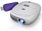 3M Intros Pico Projector with Roku Stick Player
