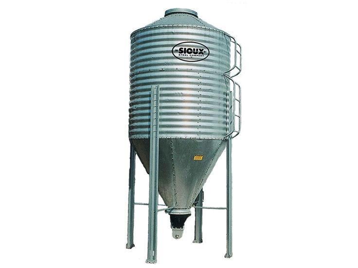 Image result for small grain silo for sale