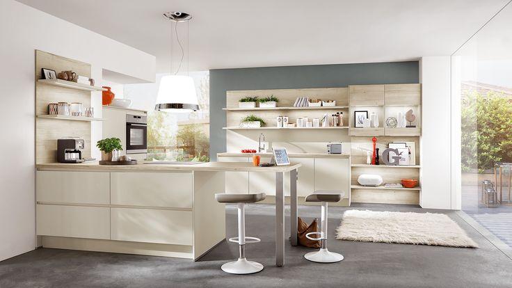 die besten 25+ nobilia ideen auf pinterest | kücheneinrichtung