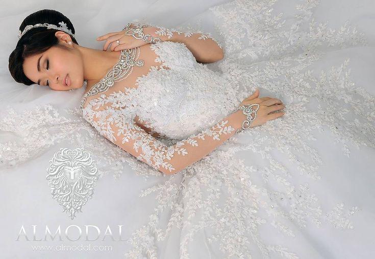 """WWW.ALMODAL.COM Real People and Real Happy Endings! ^_^ ♡ ^_^ The Beautiful Leo Almodal @leoalmodal Bride Danica Kate @danidanicah  Fashion Coordinator:…"""