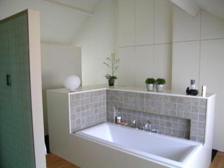 Moderne badkamer, ensuite