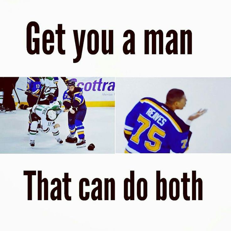 Ryan Reaves #75, St. Louis Blues