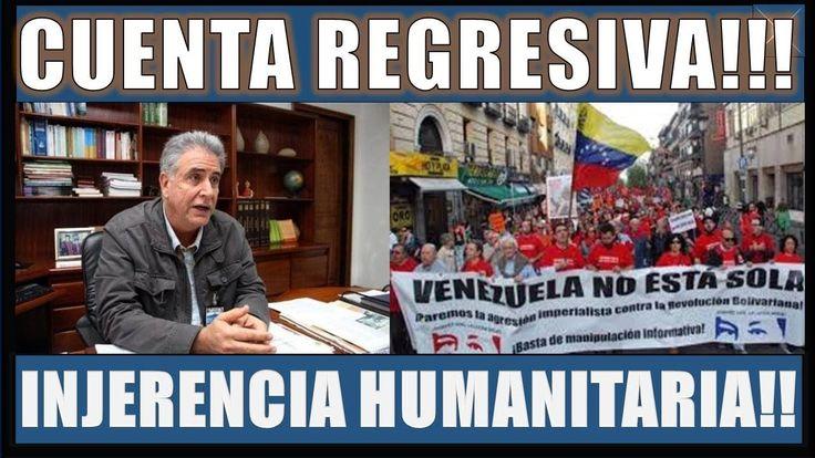 ULTIMAS NOTICIAS!VENEZUELA 25 FEBRERO 2018||CUENTA REGRESIVA PARA LA INJERENCIA HUMANITARIA