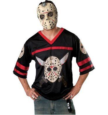 #Costume Jason Hockey #Venerdì13 #Halloween
