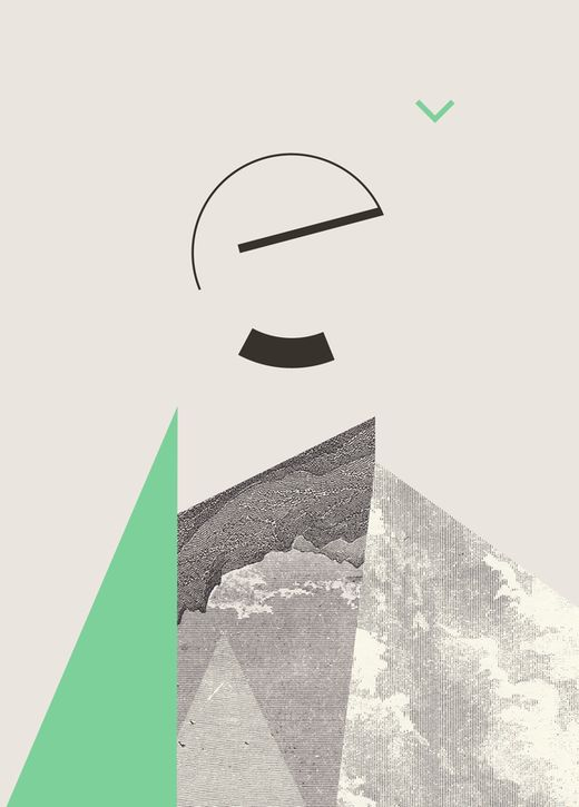 Awesome by André Britz, via Behance