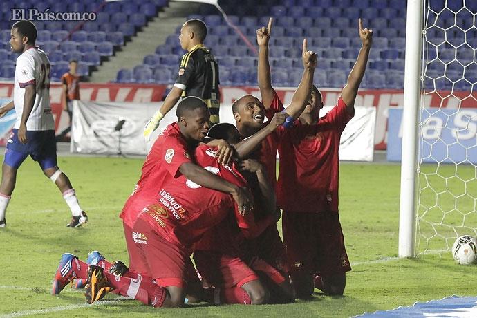 América de Cali 3 vs. Unión Magdalena 0 | (22/05/12)