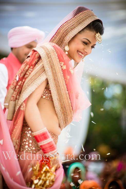 Punjabi bride.