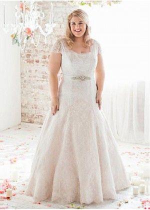 b0ab586f13 NancyGown Plus Size Wedding Dress T801525330353