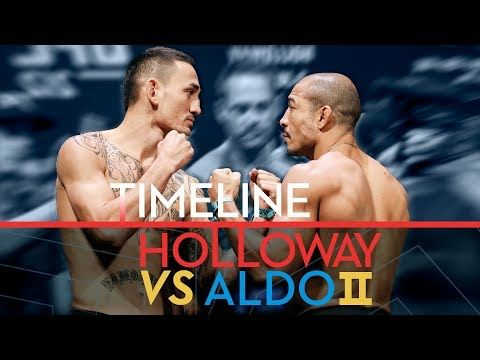 UFC 218 Timeline: Max Holloway vs. Jose Aldo 2 - MMA Fighting