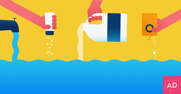 Learn about bleach bath basics for atopic eczema