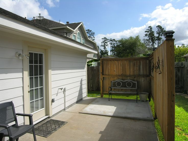 Privacy Fence For Patio Resume Format