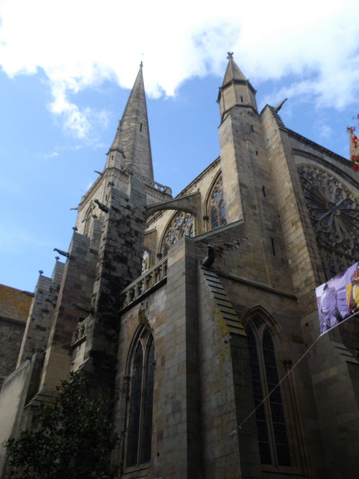 Cathedral of St. Malo.
