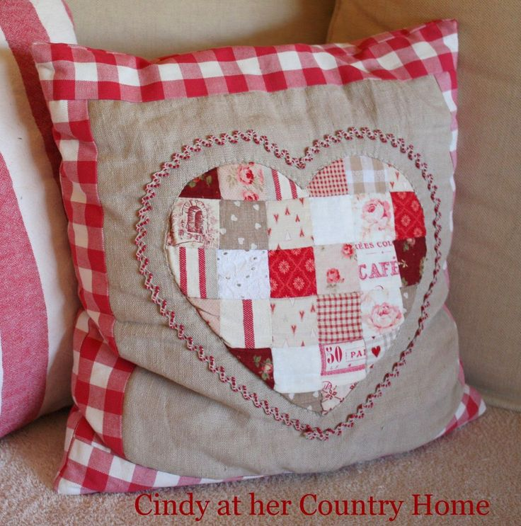 """Cindy at her Country Home: """"My little holiday at home..."""""""