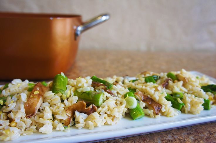 spelt berry pilaf plus berry pilaf brown kamut healthy rice dishes ...