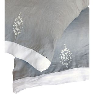 Houzz Products: Great Wedding Gifts for Modern Couples Farmhouse Pillowcases And Shams by Bliss Home & Design
