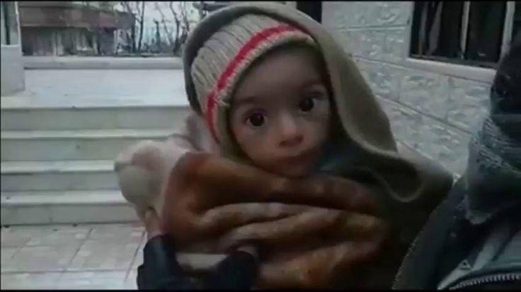 La ONU logra que Damasco permita el acceso de ayuda al lugar, después de que al menos 10 personas hayan muerto de inanición