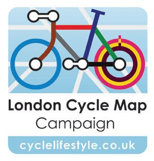 London Cycle Map Campaign