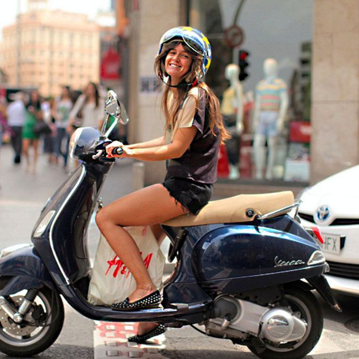 1000 images about bike scooter mini bike on pinterest for Garage scooter nice