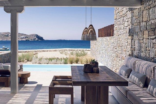 The best new hotels in Mykonos