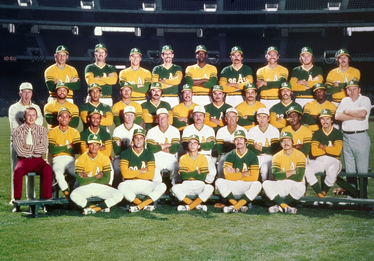 "1972 World Series Champion ""Mustache Gang.""Series 197179, Series Winner, Athletic Baseball, Champion Mustaches, Mustaches Gang, Oakland Athletic, 1972 1974, Championship 19721974, 1972 Oakland"