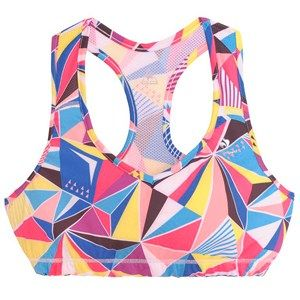 We love this sports bra by Le Coq Sportif - view our other favourites here