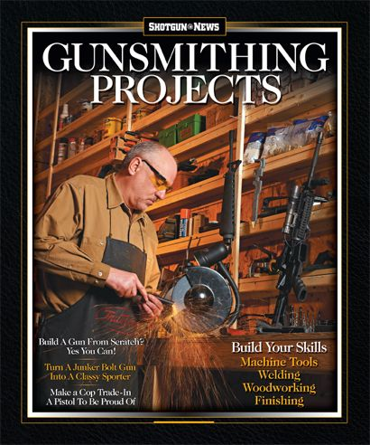 Shotgun News Gunsmithing Projects
