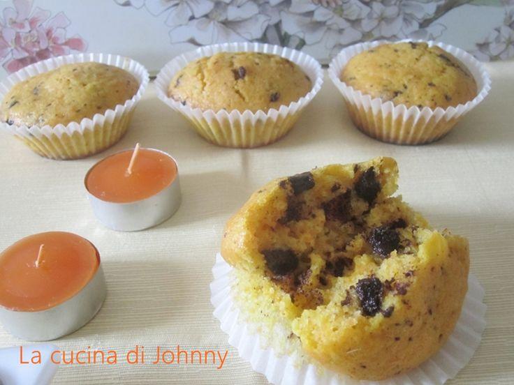 Piccoli e deliziosi Muffin sofficissimi carote e cioccolato per una colazione ricca di gusto e vitamine per iniziare con sprint la nostra giornata