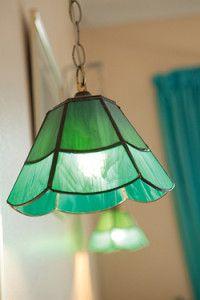 Creative Company | Classy Glass Art: Bedside lamp