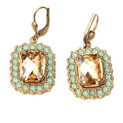 so pretty.Isabel Harvey, Fashion, Style, Turquoise Earrings, Beautiful, Gorgeous Earrings, Vintage Earrings, Pippa Earrings, Pretty