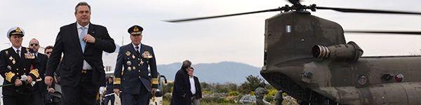 ΑΠΙΣΤΕΥΤΟ BINTEO: Ο Καμμένος πάει κι έρχεται κάθε μέρα με ελικόπτερο στο γραφείο του!!