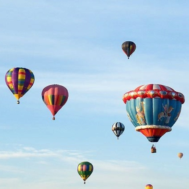 up up and away -