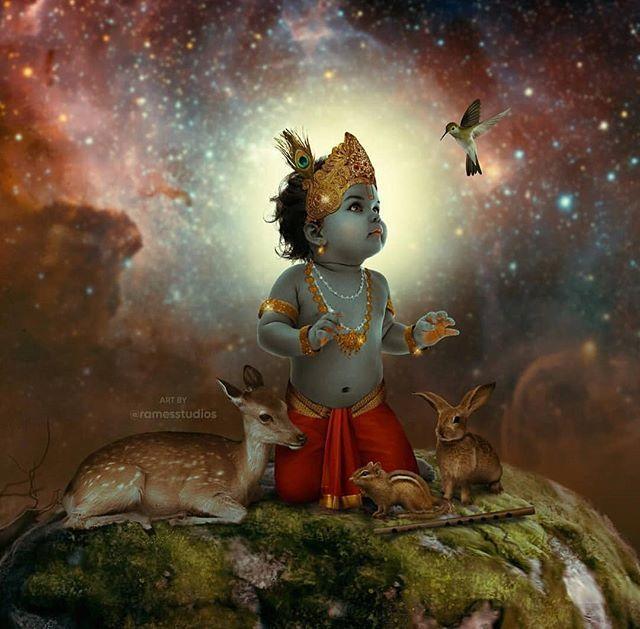 Hare Krishna Cute Krishna Krishna Love Lord Krishna Wallpapers