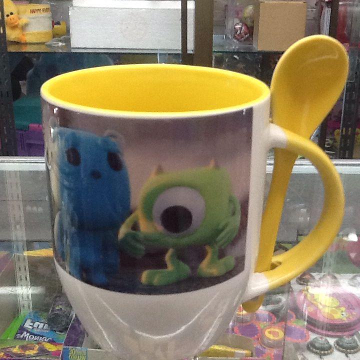 Mug cucharita