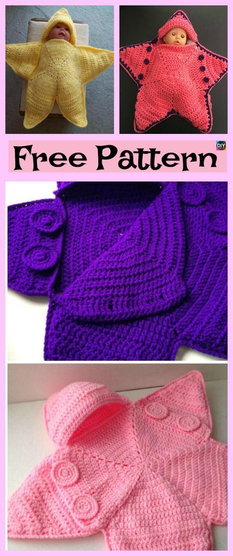 Cute Crochet Baby Star Bunting Free Pattern Babies Crochet