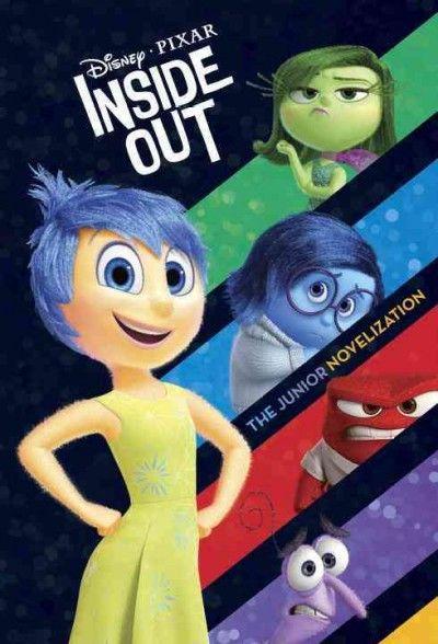 Inside Out Junior Novelization (Junior Novelization