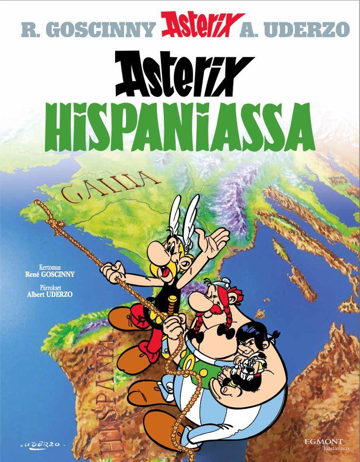 Asterix Hispaniassa
