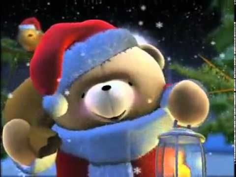Feliz Navidad ositos bonitos - YouTube
