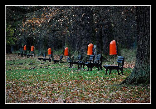 HANNOVER TIERGARTEN https://flic.kr/p/XDZ2H | the german thoroughness/Gründlichkeit? ;-) | Tiergarten, Hannover, Lower Saxony, Germany, 11/2006