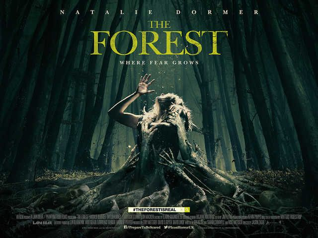'The Forest' Unleashes a New UK Poster, Trailer & An Interactive Experience