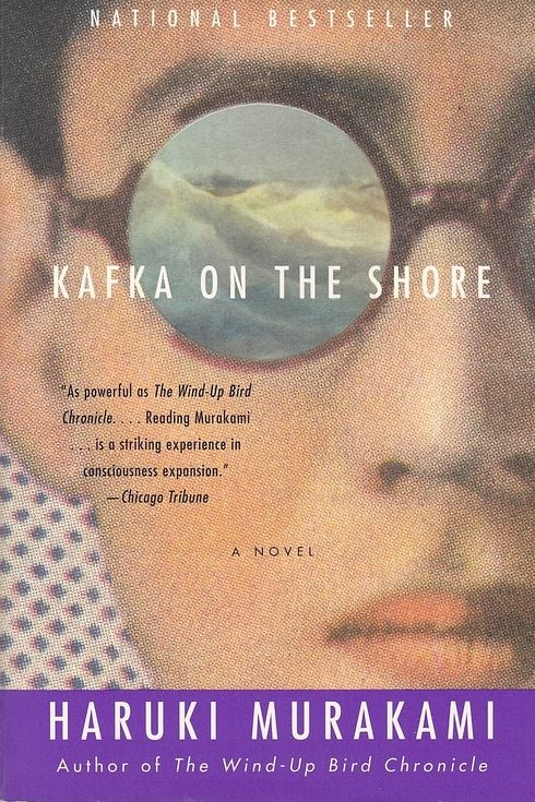 If you loved James and the Giant Peach, you should read Haruki Murakami's Kafka on the Shore. | 22 Books You Should Read Now, Based On Your Childhood Favorites