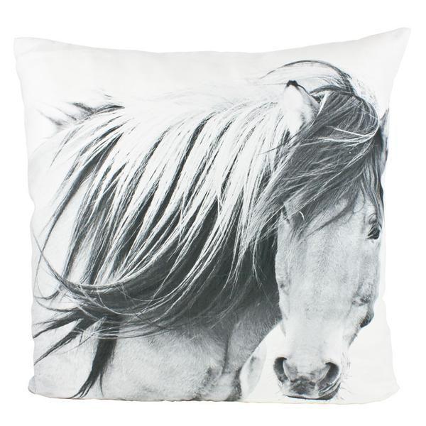 Large Horse Cushion