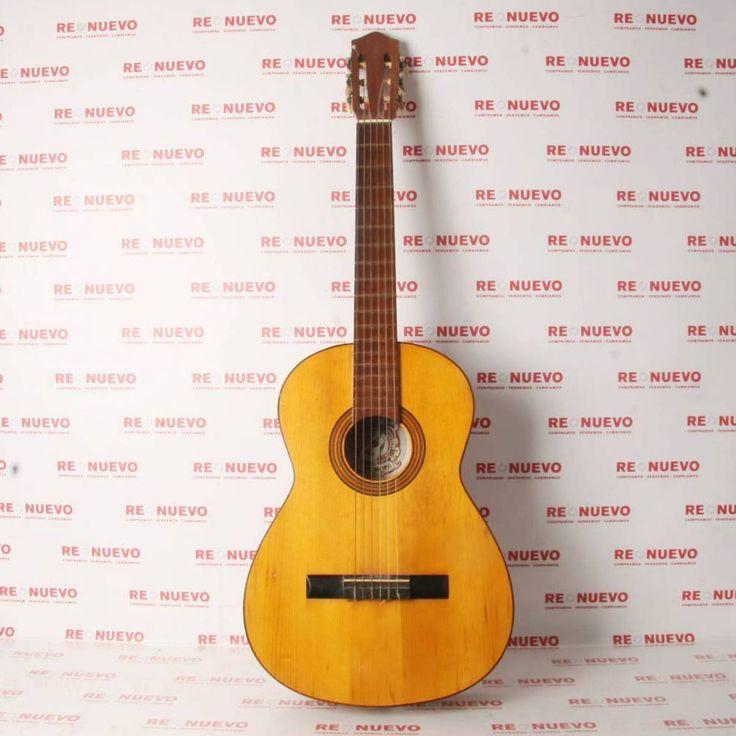 Guitarra española de segunda mano VICENTE TATAY E279437 | Tienda online de segunda mano en Barcelona Re-Nuevo