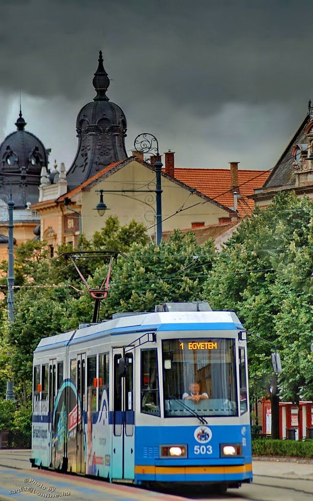 Tram - Debrecen
