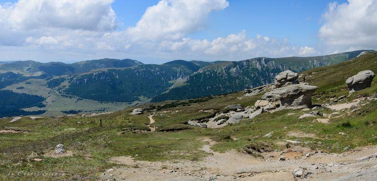 Bucegi Mountains #Landscape #Panorama #Mountains #Bucegi #Romania