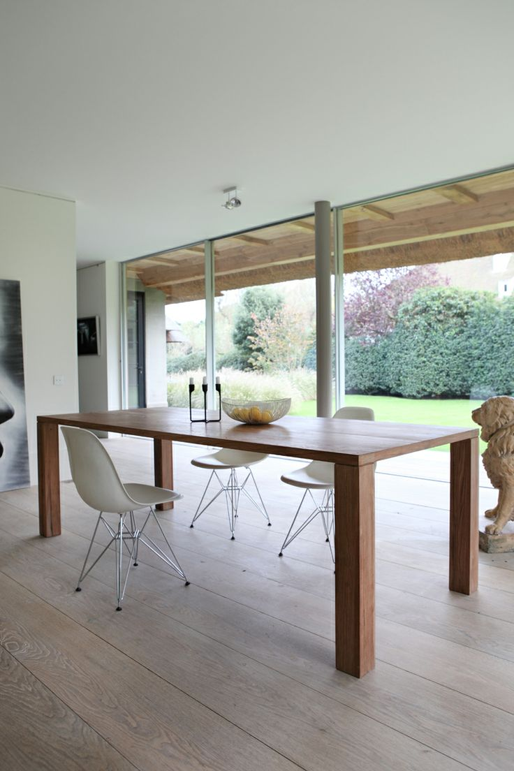 Extendable Dining Room Tables