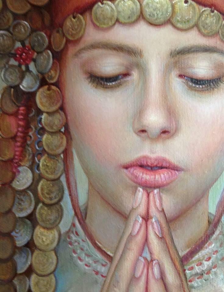 BEUATIFUL painting by Maria Ilieva