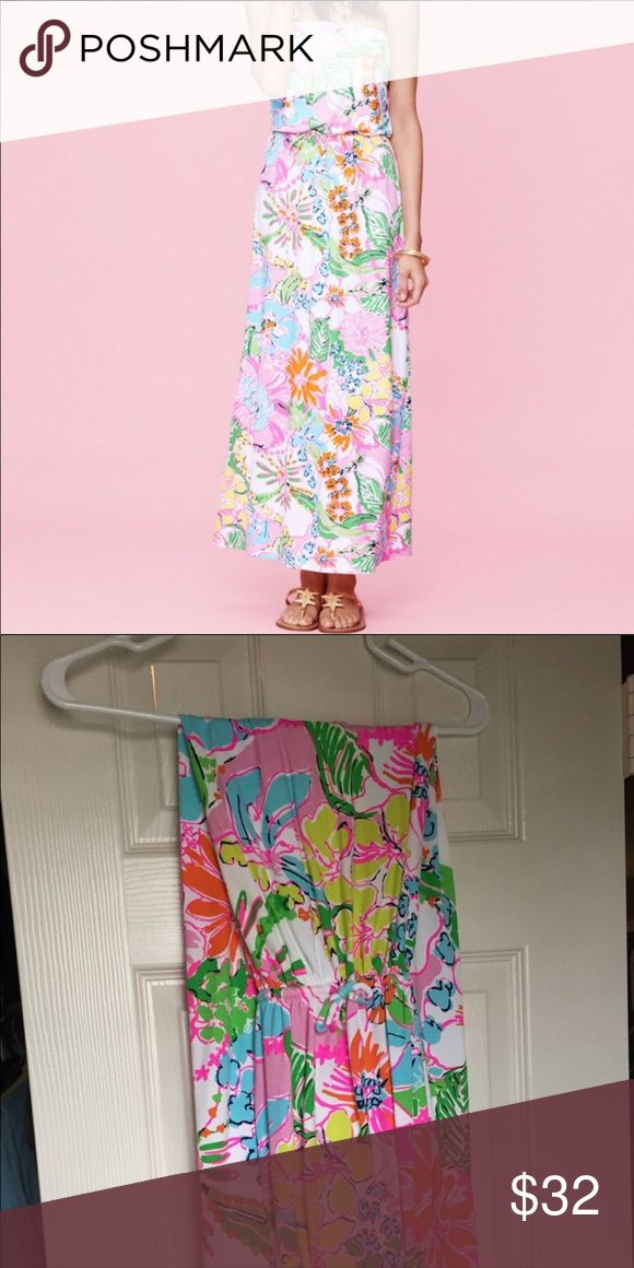 Lilly for Target maxi! Step into spring with this adorable Lilly for Target maxi dress in XS Lilly Pulitzer for Target Dresses Maxi