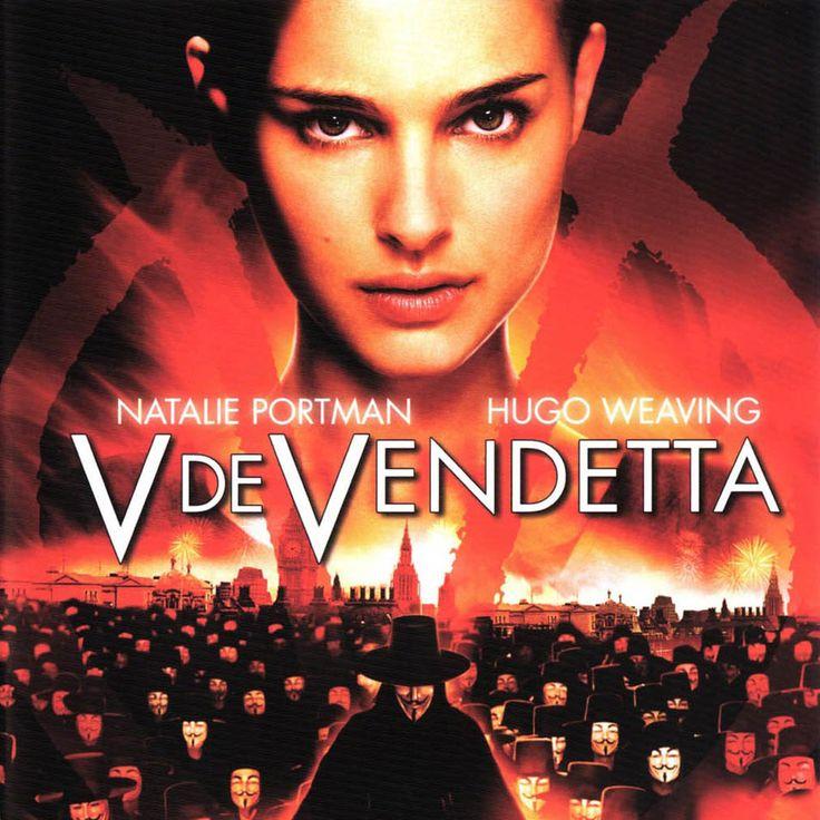 V de vendetta / directed by James McTeigue